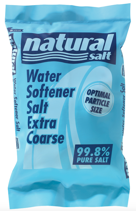 Water Softener Salt Extra Coarse | Natural Salt