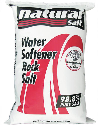 Water Softener Rock Salt Multi Purpose Salt | Natural Salt